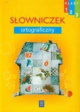 Wesoła szkoła 1-3 Słowniczek ortograficzny