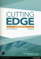 Cutting Edge Pre-Intermediate Workbook