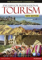 English for International Tourism Pre-Intermediate Coursebook z płytą DVD