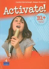 Activate! B1+ Workbook with key z płytą CD