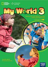 My World 3. Klasa 3, Szkoła podst. Język angielski. Podręcznik + 3 CD