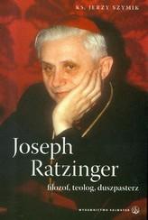 Joseph Ratzinger filozof teolog duszpasterz