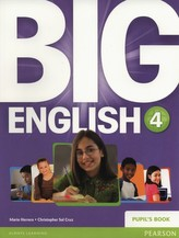 Big English 4 Pupil's Book