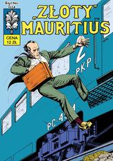 """Kapitan Żbik. """"Złoty Mauritius"""""""
