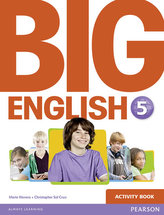 Big English 5 Activity Book