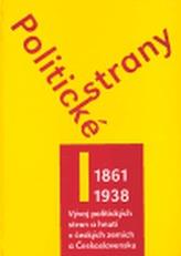 Politické strany I.díl 1861-1938