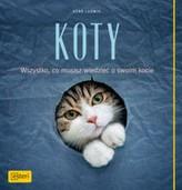 Koty. Wszystko, co musisz wiedzieć o swoim kocie