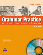 Grammar Practice for Upper Intermediate Students with key + CD
