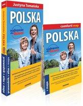Atlas samochodowy. Polska 1:200 + Pierwsza pomoc dla profesjonalistów