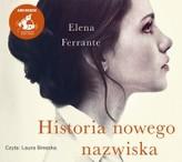 Historia nowego nazwiska. Audiobook