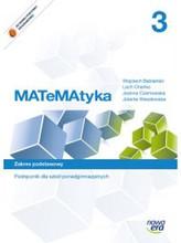 Matematyka 3. Liceum/techn. Podręcznik. Zakres podstawowy