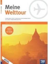 Meine Welttour 4. Liceun/techn. Język niemiecki. Podręcznik + CD 2017