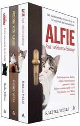Alfie, kot wielorodzinny. Rodzina kota Alfiego. Syn kota Salomona. Pakiet