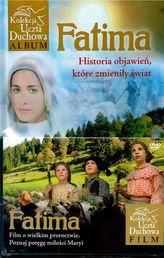 FATIMA HISTORIA OBJAWIEŃ KTÓRE ZMIENIŁY ŚWIAT + DVD