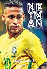 Neymar magik z Brazylii