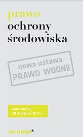 PRAWO OCHRONY ŚRODOWISKA 11.2017