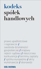 KODEKS SPÓŁEK HANDLOWYCH 01.02.2015 FOLIA