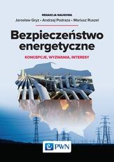 BEZPIECZEŃSTWO ENERGETYCZNE KONCEPCJE WYZWANIA INTERESY