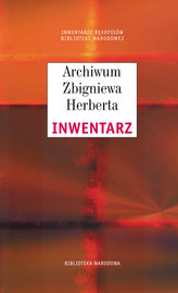 Archiwum Zbigniewa Herberta Inwetnarz
