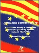 Katalánské politické strany