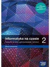 Informatyka LO 2 Na czasie Podr. ZR wyd.2020
