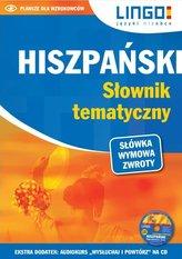 Hiszpański. Słownik tematyczny. Książka + CD