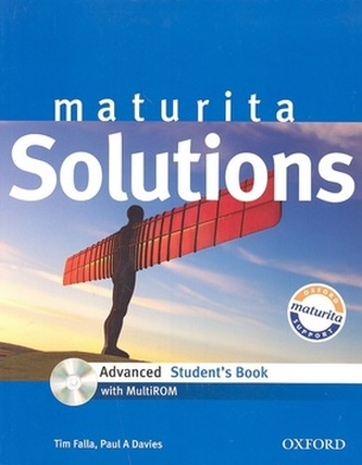 MATURITA SOLUTIONS ADVANCED STUDENT´S BOOK + CD-ROM Czech Ed. - Náhled učebnice