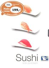 Sushi krok za krokem