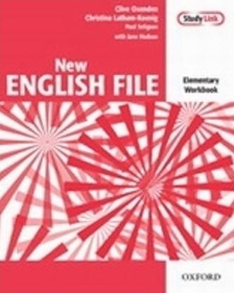 New English File: Elementary (Workbook) - Náhled učebnice