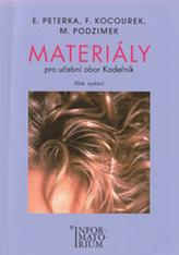 Materiály učební obor Kadeřník