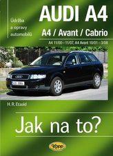 Audi A4/Avant/Cabrio 11/00 - 11/07