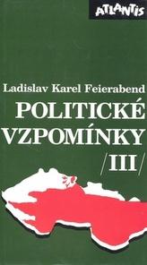 Politické vzpomínky 3.