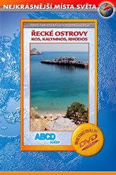 Řecké ostrovy - Kos, Kalymnos, Rhodos - Nejkrásnější místa světa - DVD