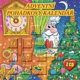 Adventní pohádkový kalendář 2 - 2CD