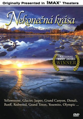 Nekonečná krása - Putování po národních parcích - DVD