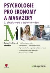 Psychologie pro ekonomy a manažery - 3. vydání