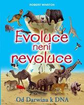 Evoluce není revoluce