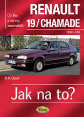 Renault 19/Chamade od 11/88 do 1/96 - Jak na to? - 9.