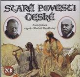 Staré pověsti české - 2CD (čte Rudolf Hrušínský)