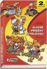 Slavné příběhy čtyřlístku 1971-1974 (2. kniha) - 3. vydání
