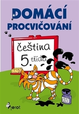 Domácí procvičování - Čeština 5. třída