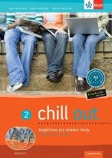 Chill out 2 - Angličtina pro SOŠ a SOU - učebnice+PS+CD