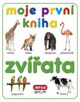 Moje první kniha - Zvířata