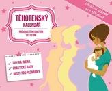 Kalendář 2013 - Těhotenský, 13,5 x 11 cm