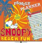 Kalendář 2013 poznámkový plánovací - Snoopy, 30 x 60 cm