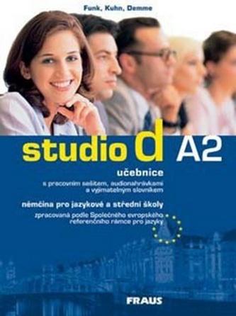 Studio d A2. Němčina pro jazykové a střední školy. - Náhled učebnice