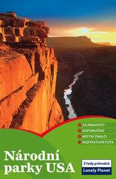 Národní parky USA - Lonely Planet