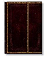Adresář - Black Moroccan, midi 120x170