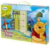 Razítka v krabici Medvídek Pú 2