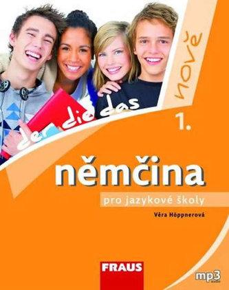 Němčina pro jazykové školy nově 1 UČ - Náhled učebnice